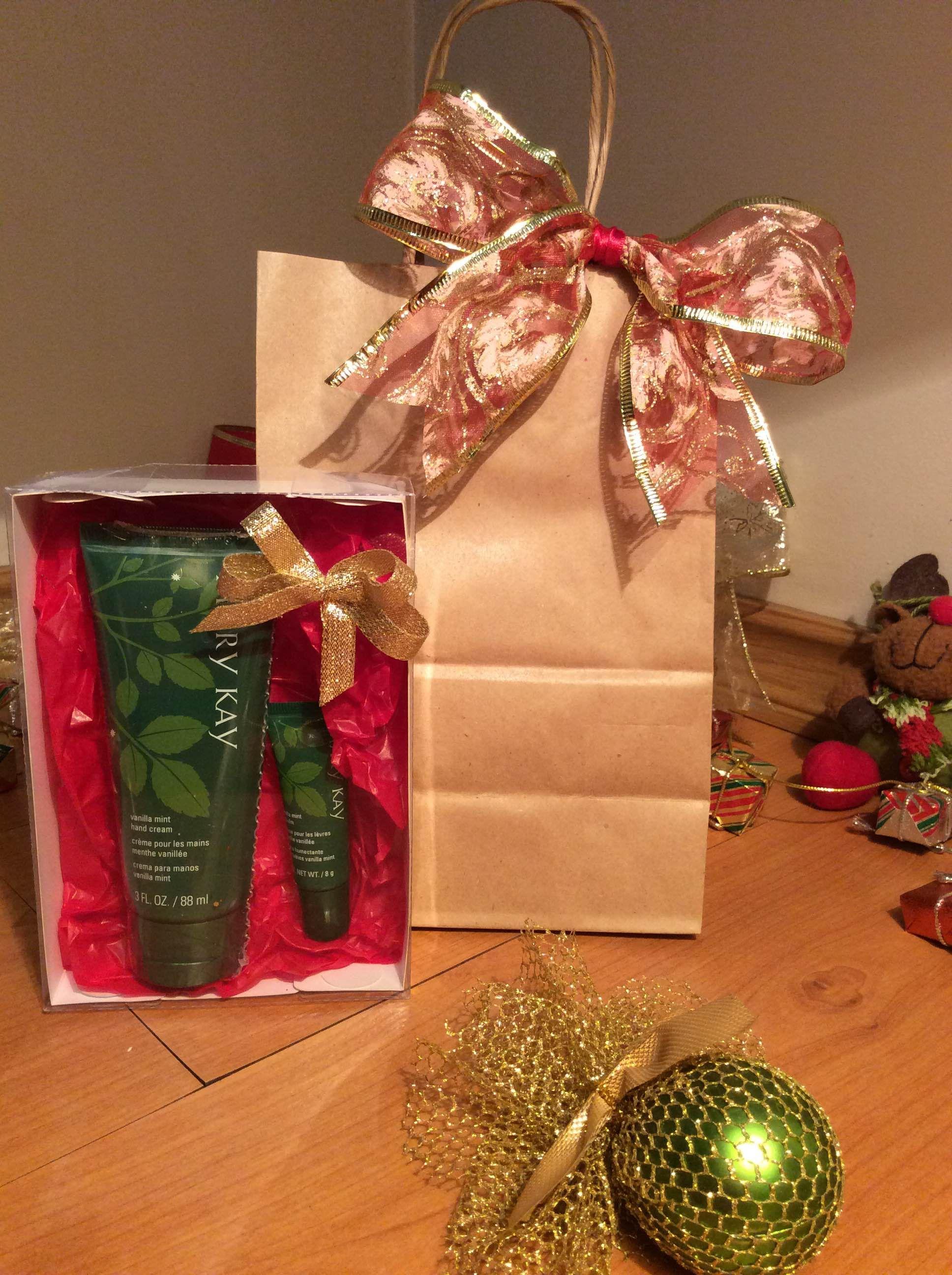 Kits de Natal Mary Kay feitos por mim...   Mary kay consultora ...