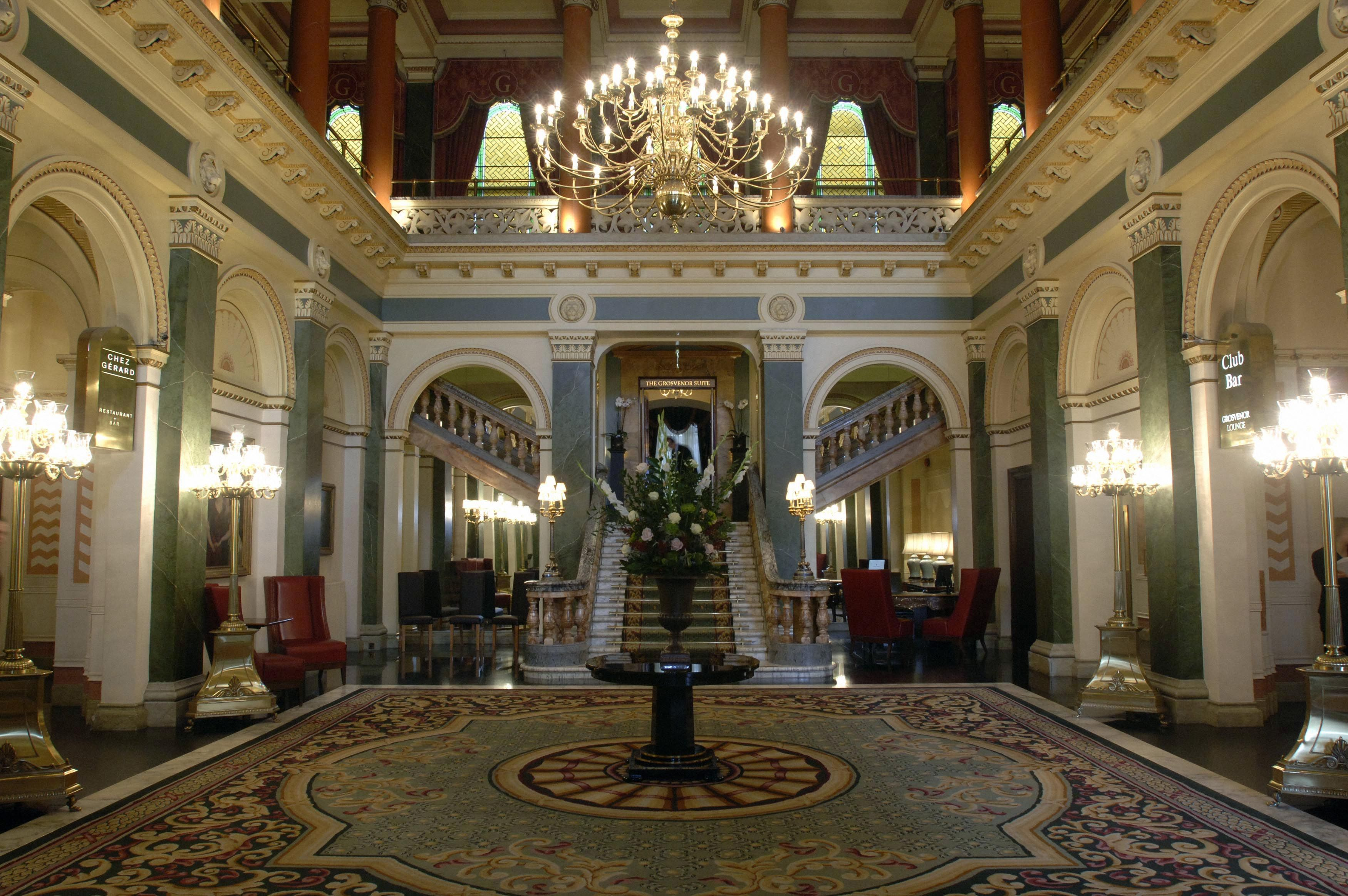 Grosvenor hotel victoria station london victoria lobby this is grosvenor hotel victoria station london victoria lobby this is where my sister trudy and i stayed it is so beautiful we felt like royalty publicscrutiny Gallery