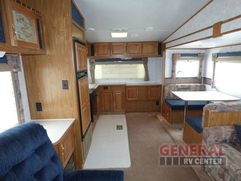 Used 1998 Dutchmen Rv Four Winds 300ls Fifth Wheel At General Rv North Canton Oh 129315 Dutchmen Rv Fifth Wheel Rv