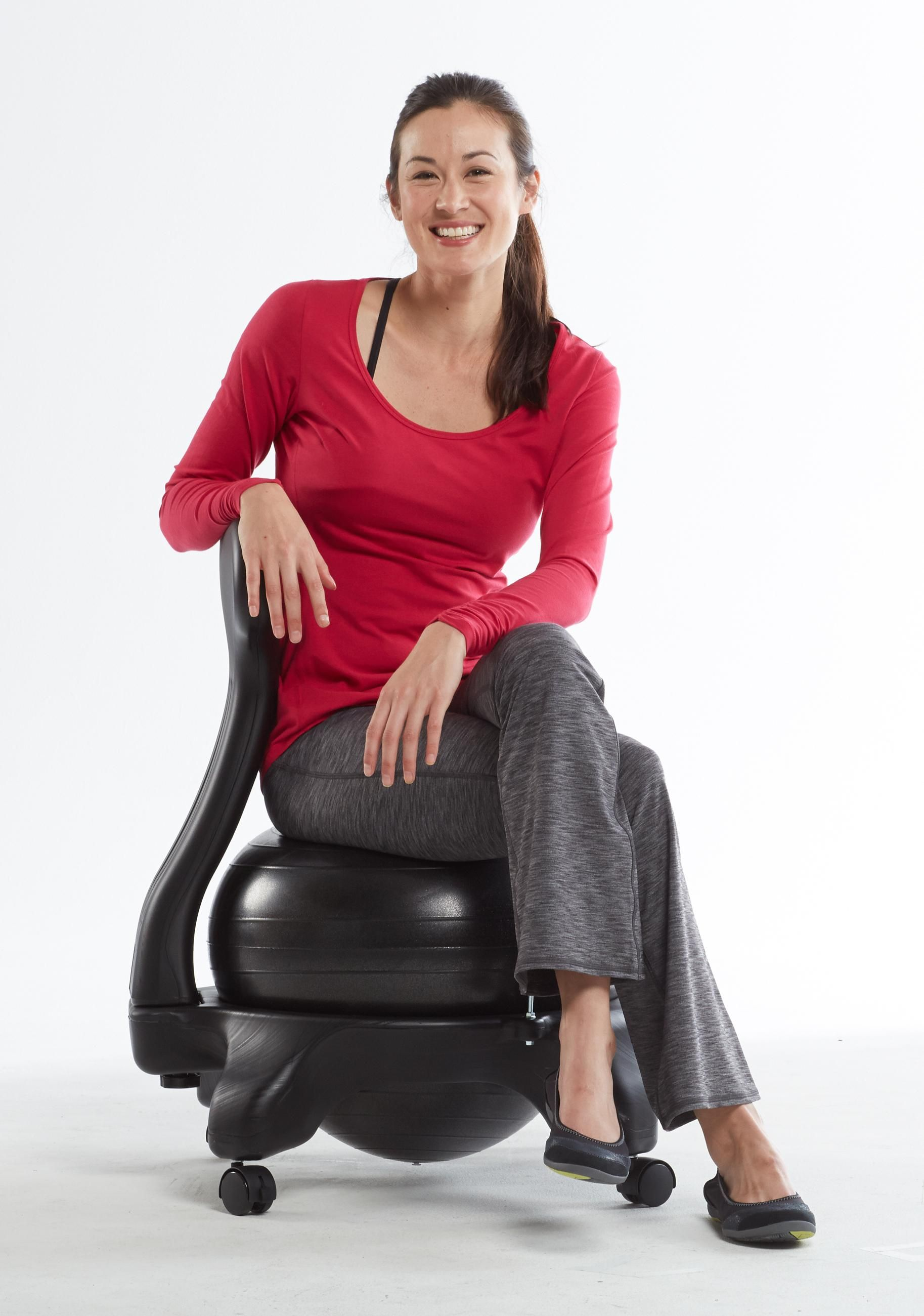 gaiam chair insider balance business review ball chairs ultimate