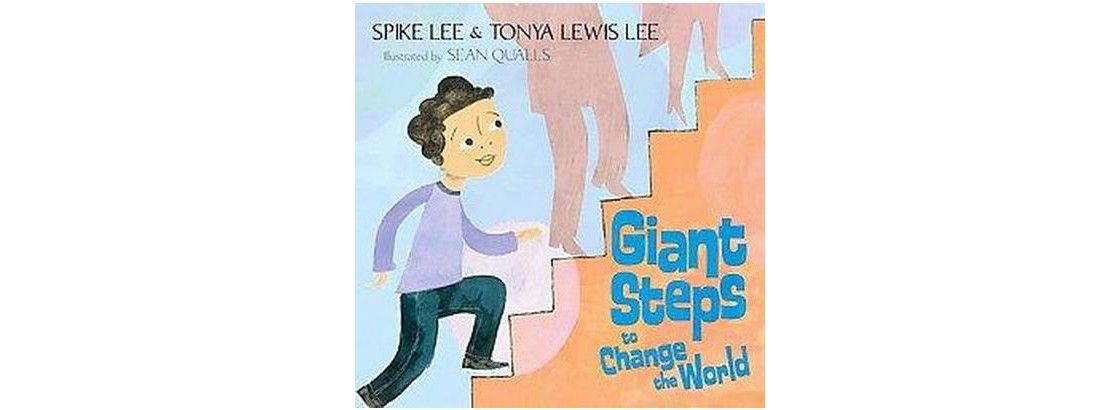 Giant Steps to Change the World (Hardcover)