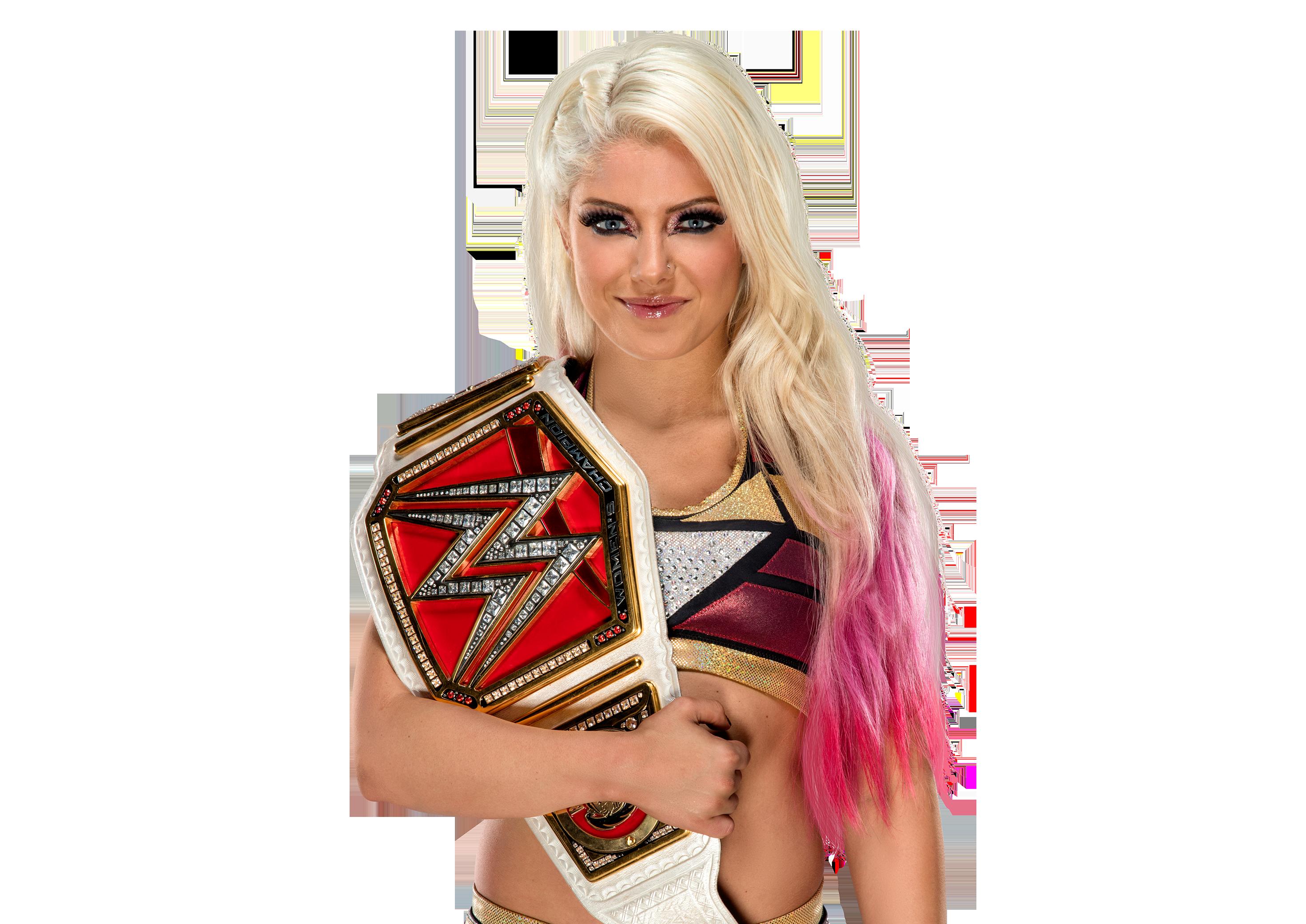 Alexa Bliss Alexa Wwe Raw Women Raw Women S Champion