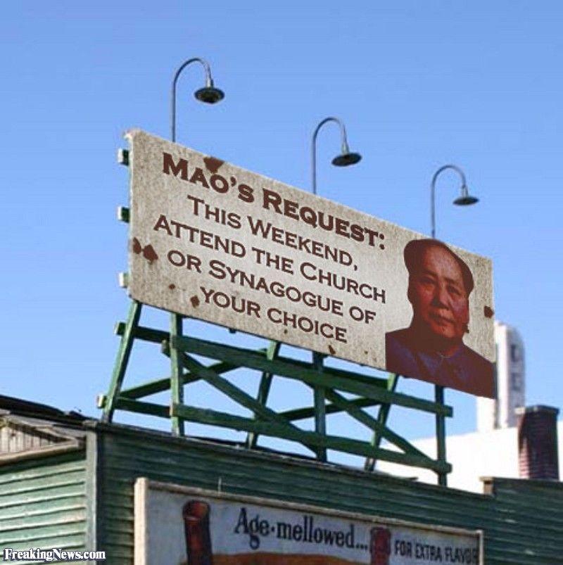 Memes de Mao