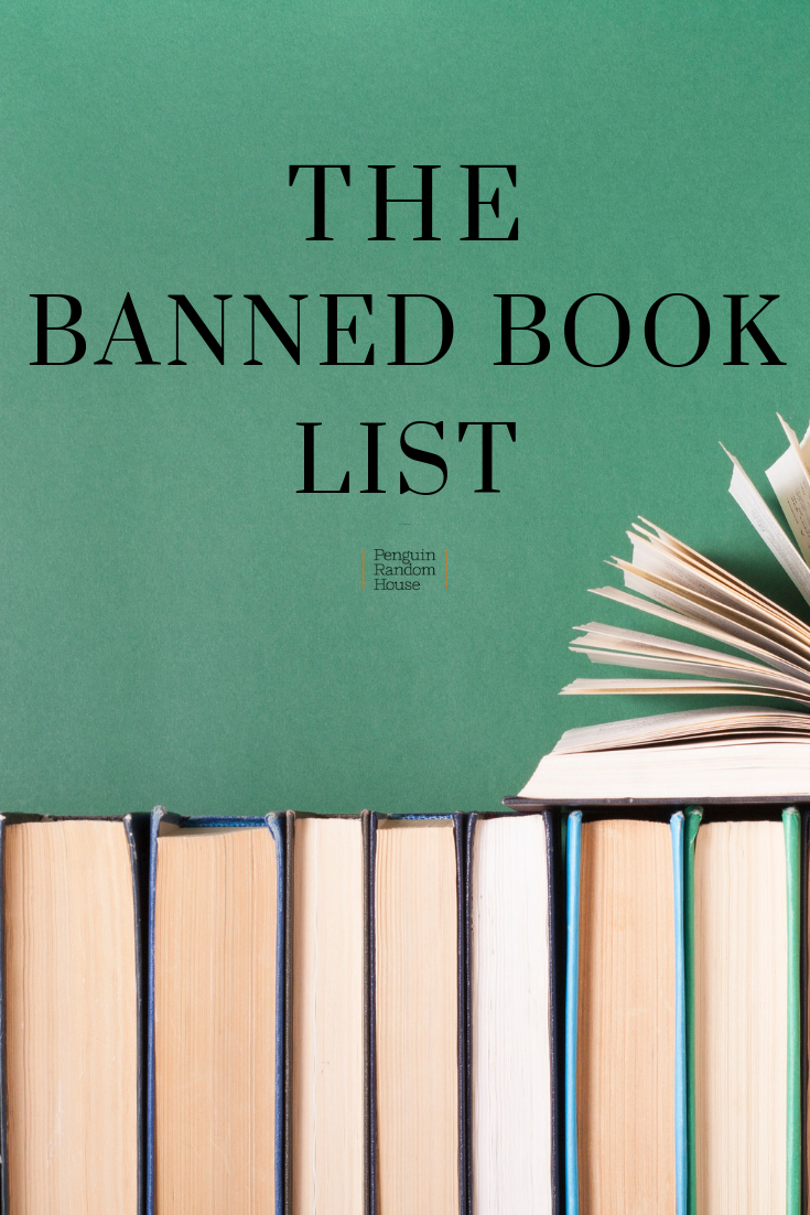 The Banned Books List Banned Books Book Lists Good Books