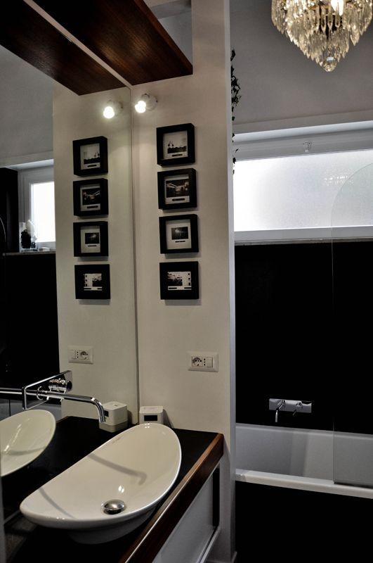 Bathroom-RDDC FLAT by Caterina Raddi - Rome Italy