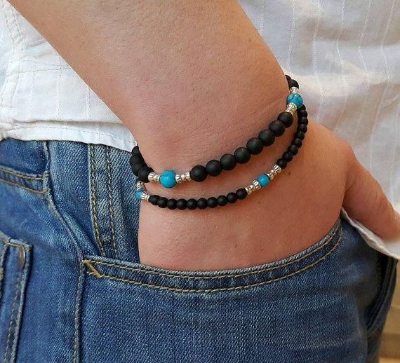 Dainty Natural  SMOKY QUARTZ very dainty  bracelet 4 mm Smoky Quartz faceted beads intention bracelet Positive Frequencies