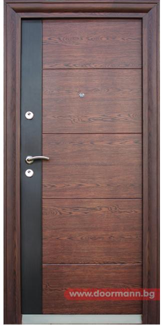 Room Door Design Door Design Wood Wood Doors: Блиндирана входна врата - Код 616-C