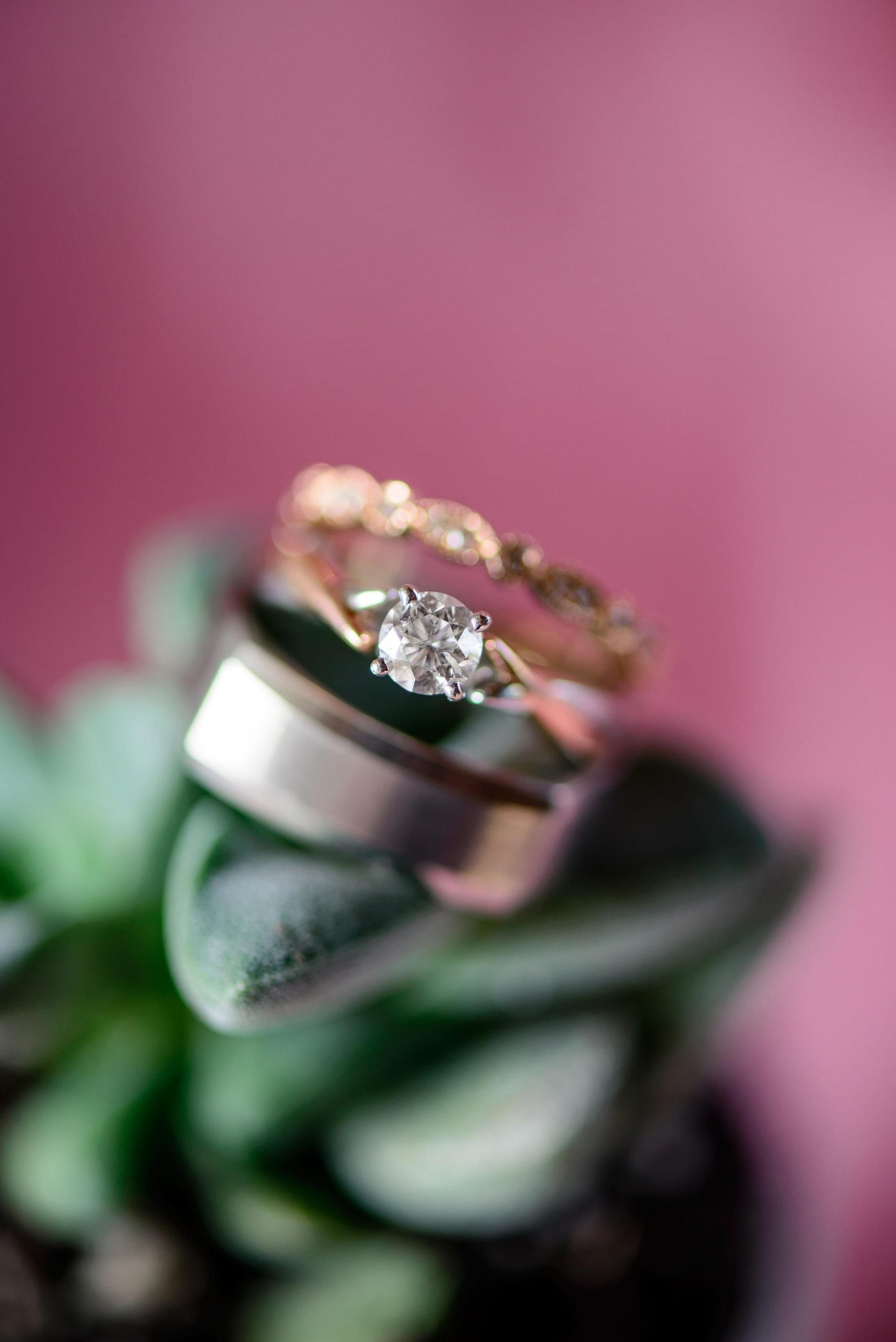 The Smarter Way to Wed | Engagement ring solitaire, Rose gold ...