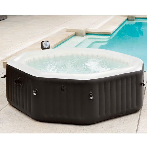 Intex PureSpa Jet & Bubble Deluxe 6 Person Spa - Intex Superstore ...