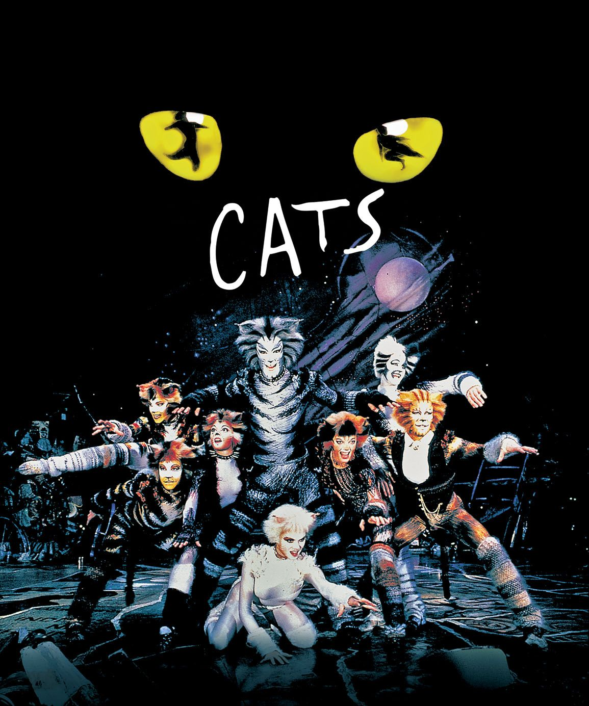 Pin by Joe Jing on 80s Fashion Cats, Musicals, Cats musical
