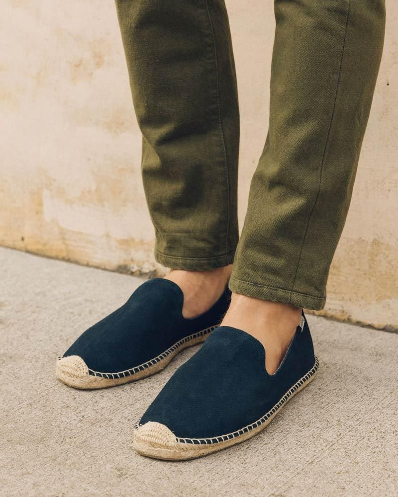 soludos suede smoking slipper