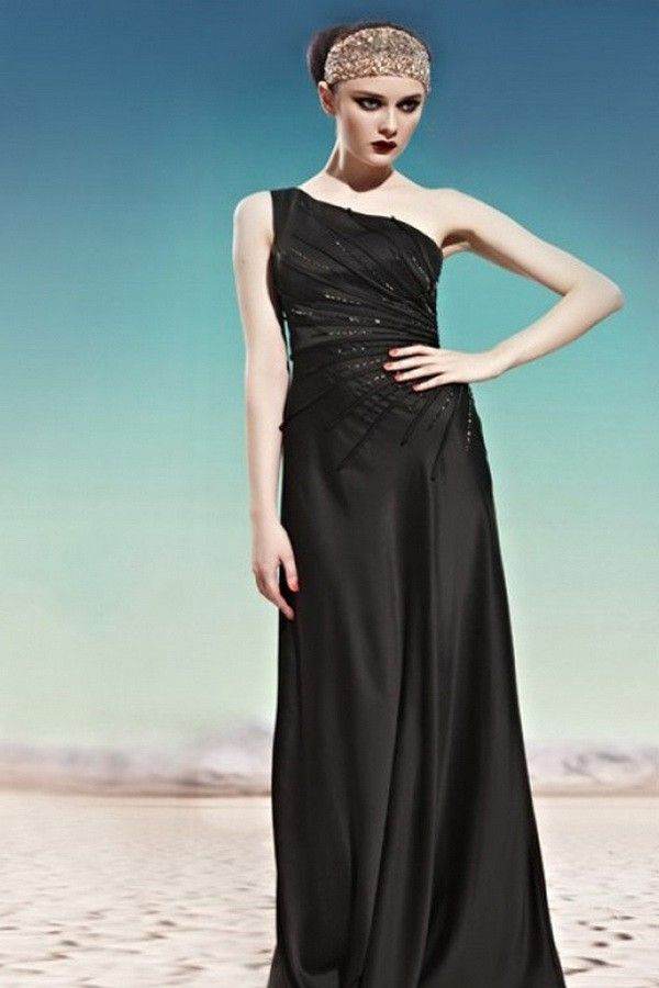 New look black evening dresses