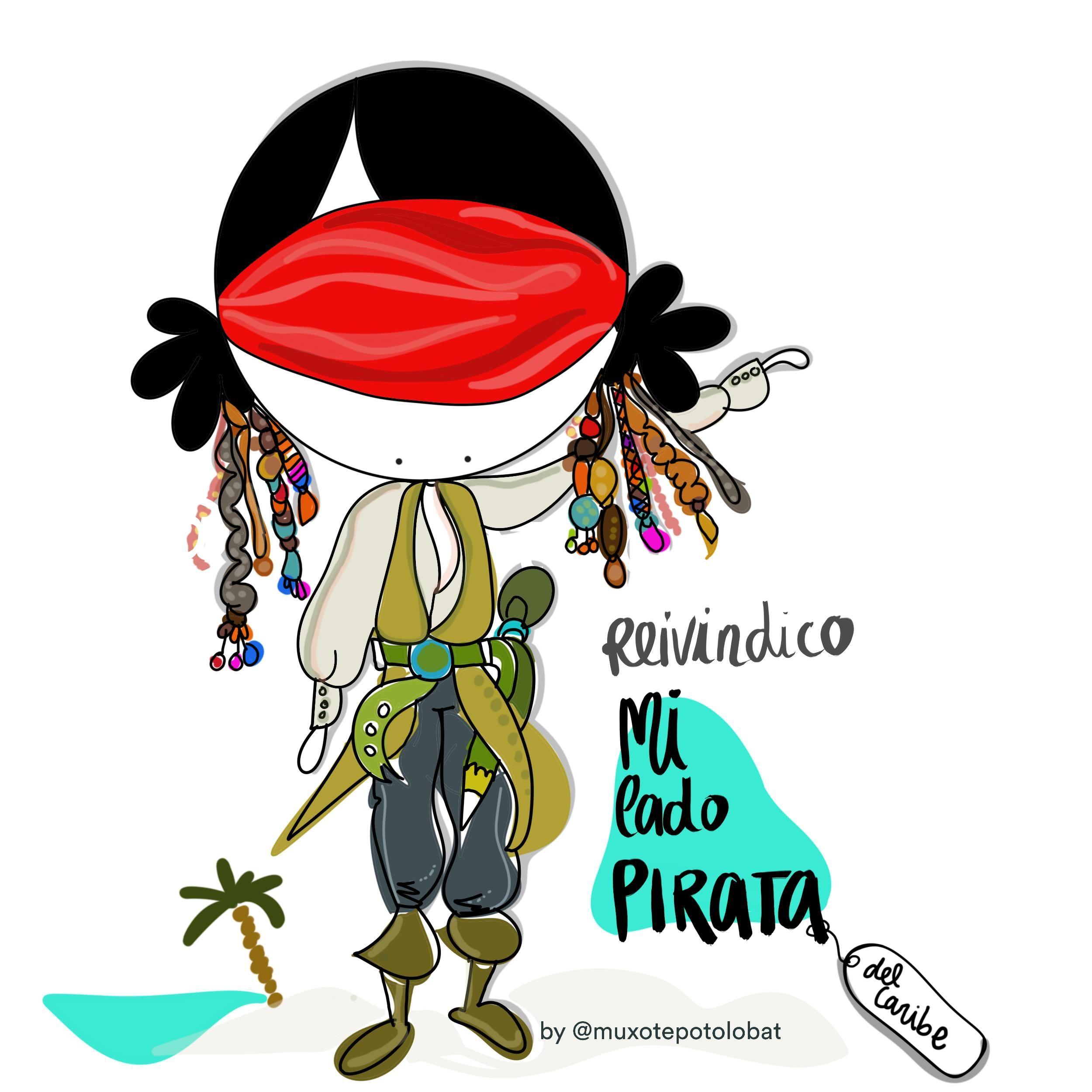 Mi Lado Pirata Muxote Potolo Bat Frases Piratas Piratas