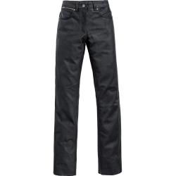 Photo of Spirit Motors ladies classic suede trousers 1.0 black size 42 Spirit MotorsSpirit Motors