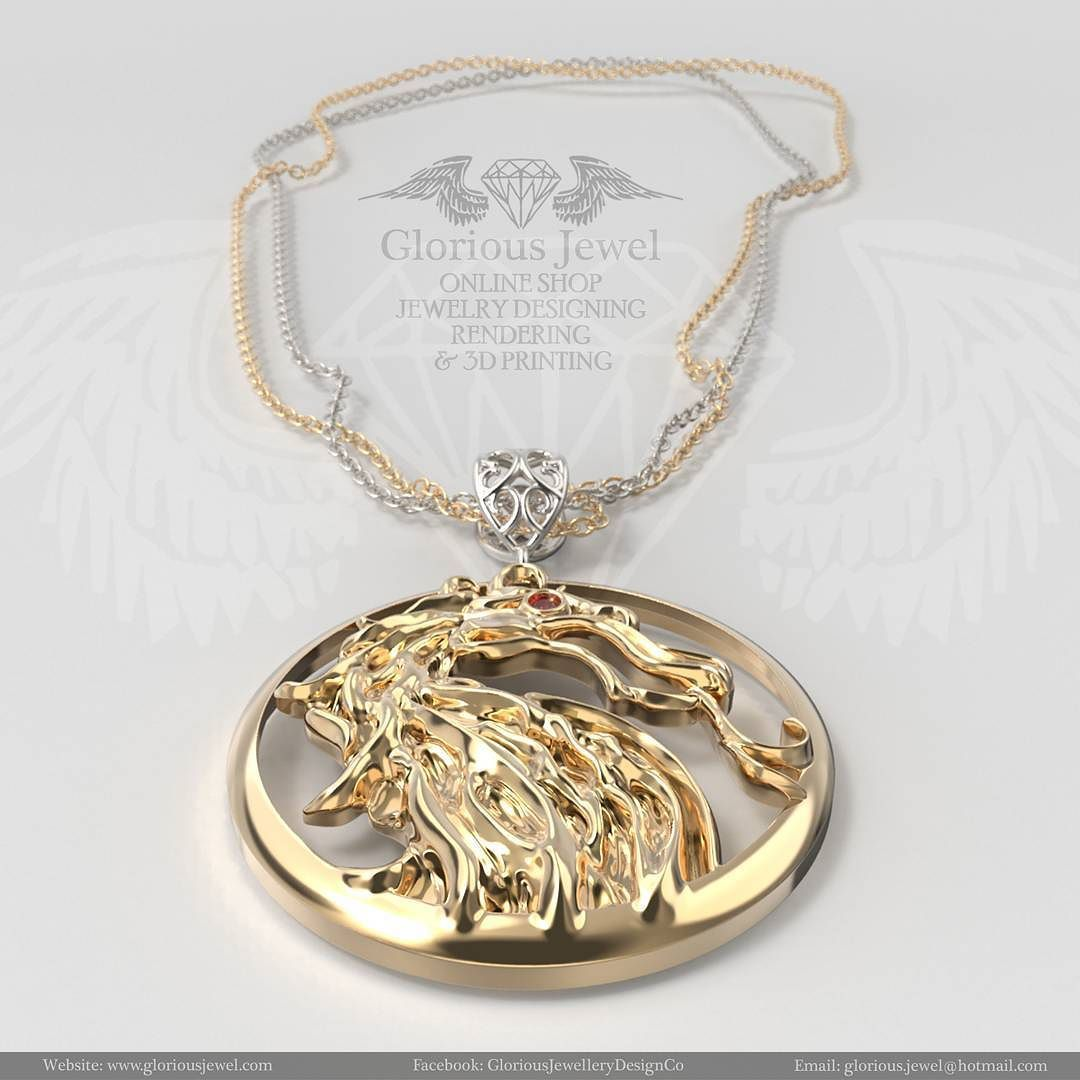 Glorious jewel Custom jewelry design Online store 3D CADCAM