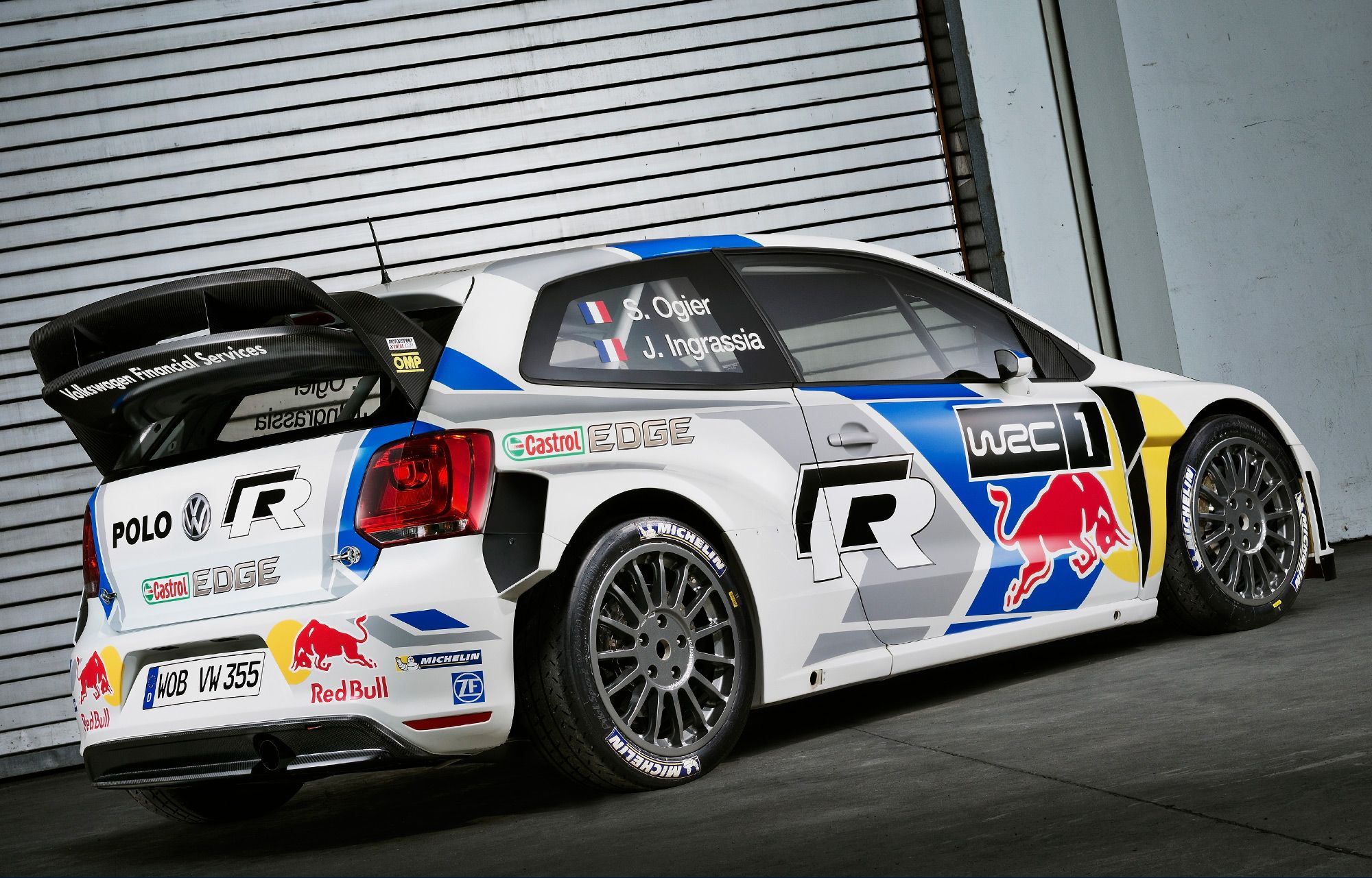 Vw Motorsport Wrc Polo R Is Ready For 2014 Season Check Its