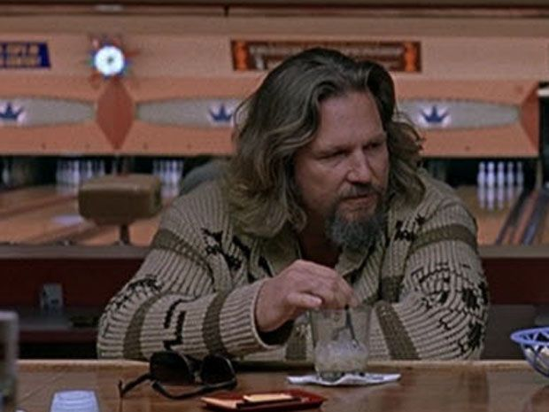 The Dude Jeff Bridges The Big Lebowski Inspirational People