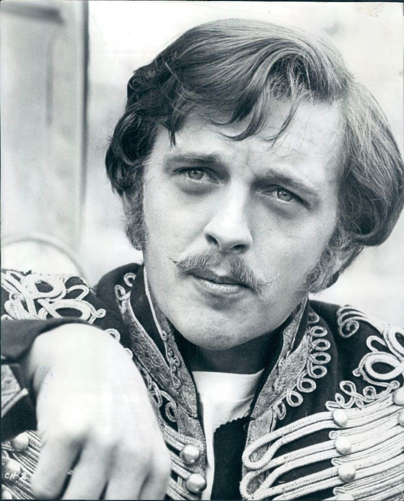 1968 Actor David Hemmings in Movie The Charge of The Light Brigade ...