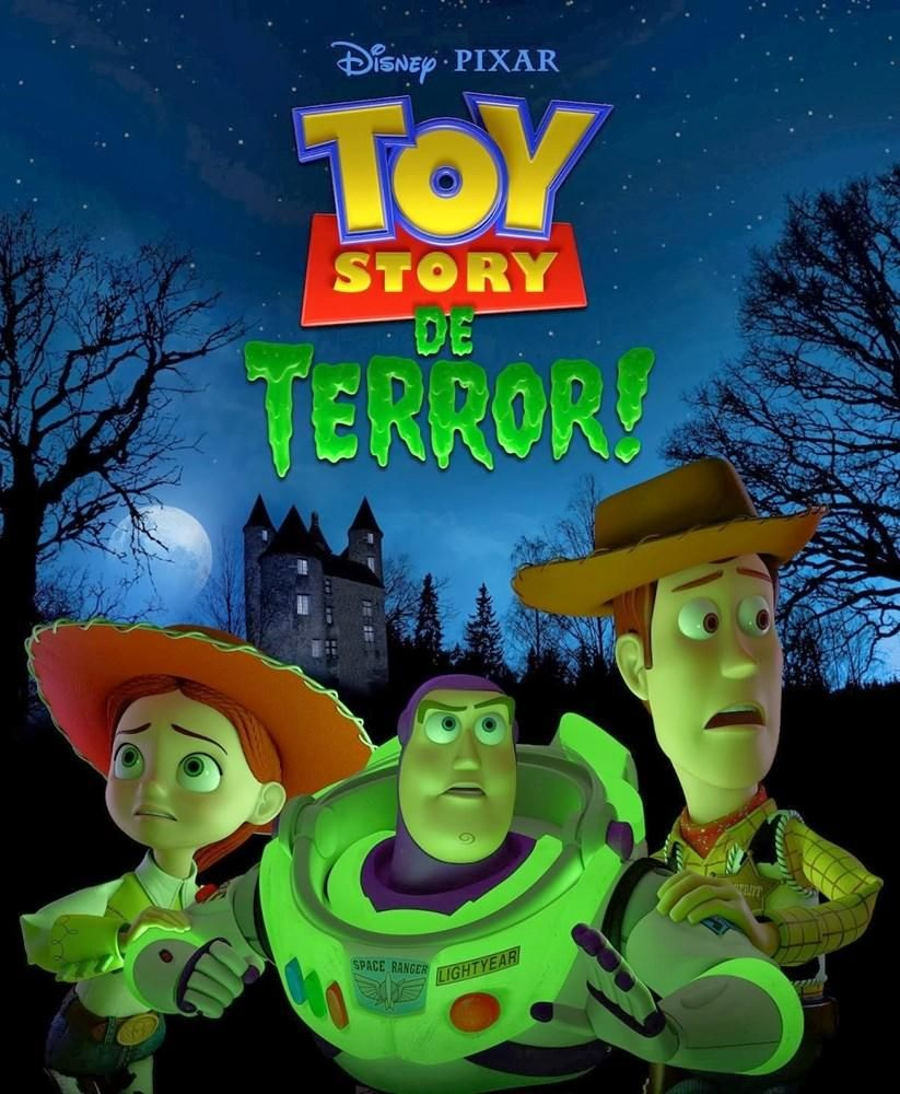 Toy Story of Terror (2013) Movie Best halloween movies