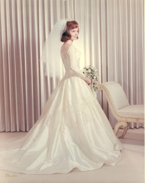 Vintage Brides — A submission from The Transgender Bride ...