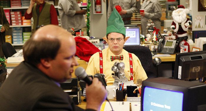 89 christmas episodes from 13 tv shows to binge watch this december - Christmas Episodes Of The Office
