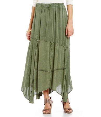 3dad00e3c product image Dillards, Lace Skirt, Midi Skirt, What To Wear, Midi Skirts