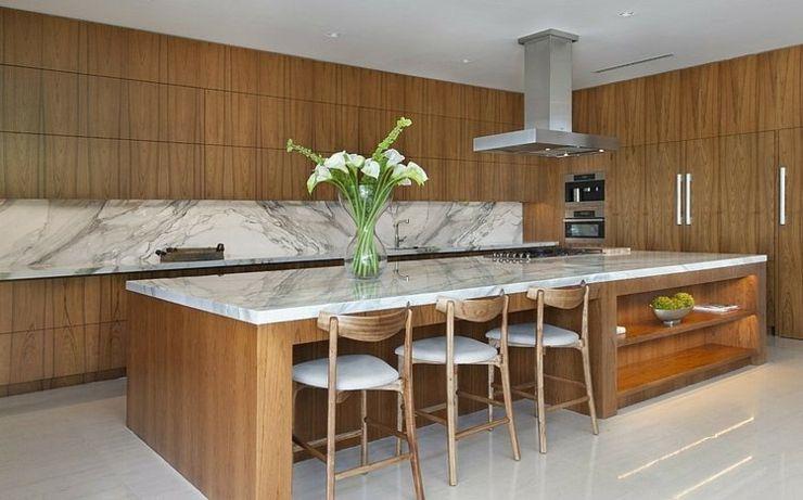 cuisine-ouverte-americaine-de-luxe.jpg (740×461) | maison ...