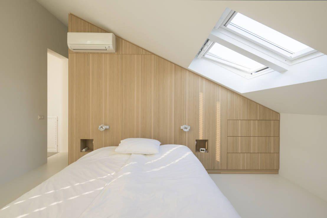 Zo creëer je de perfecte slaapkamer op zolder interieur