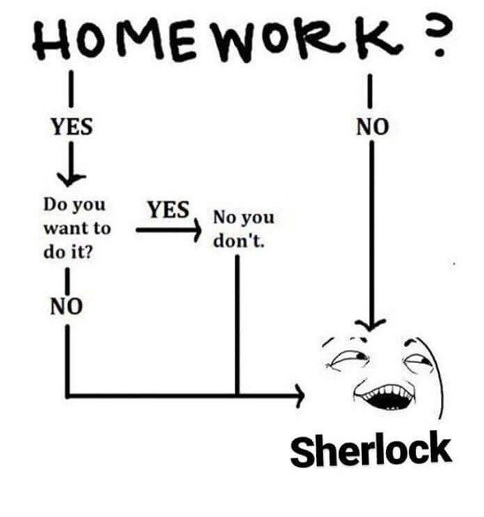 When To Watch Sherlock Anime Memes Funny Anime Jokes Anime Funny
