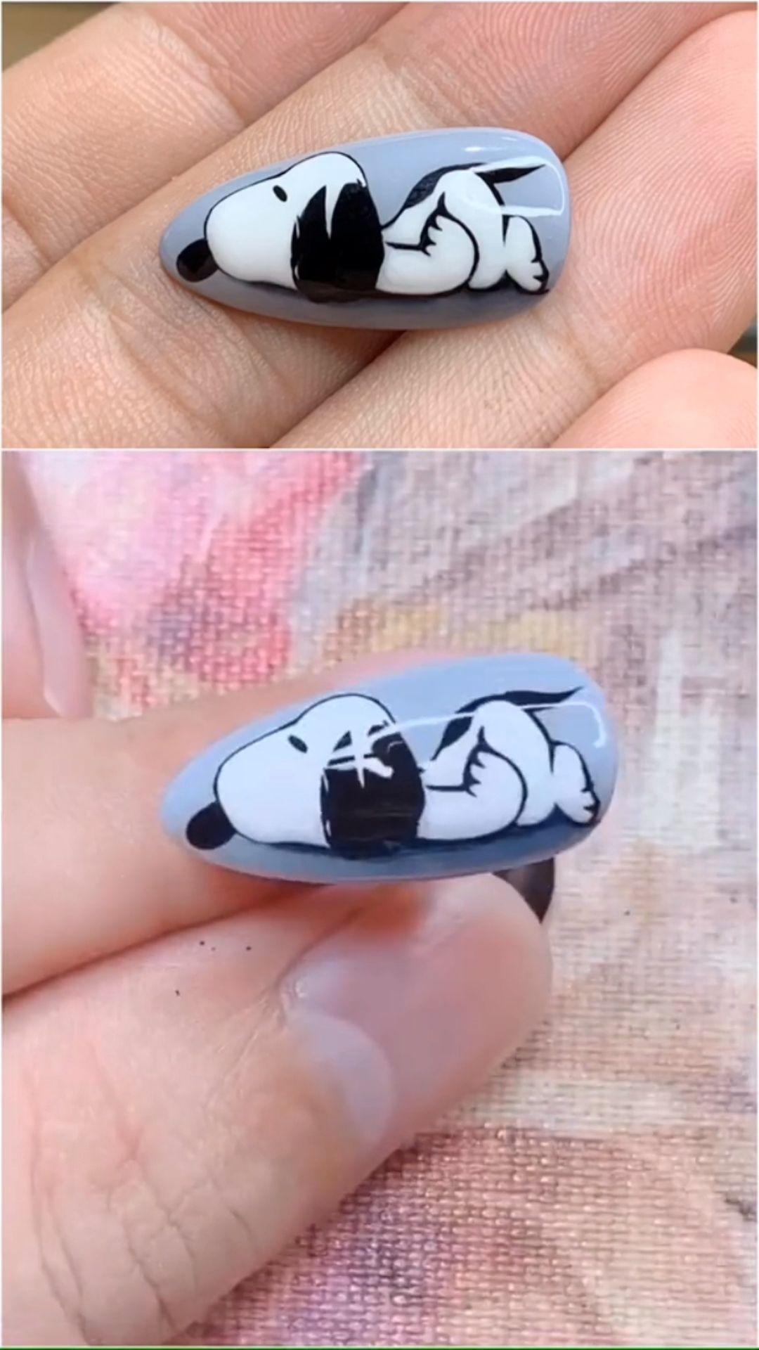 Simple Nails Art Design Video Tutorials Compilation Part 62 Art