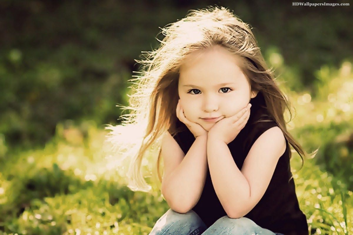 Cute Beautiful Girl Baby Images Utiser Photos