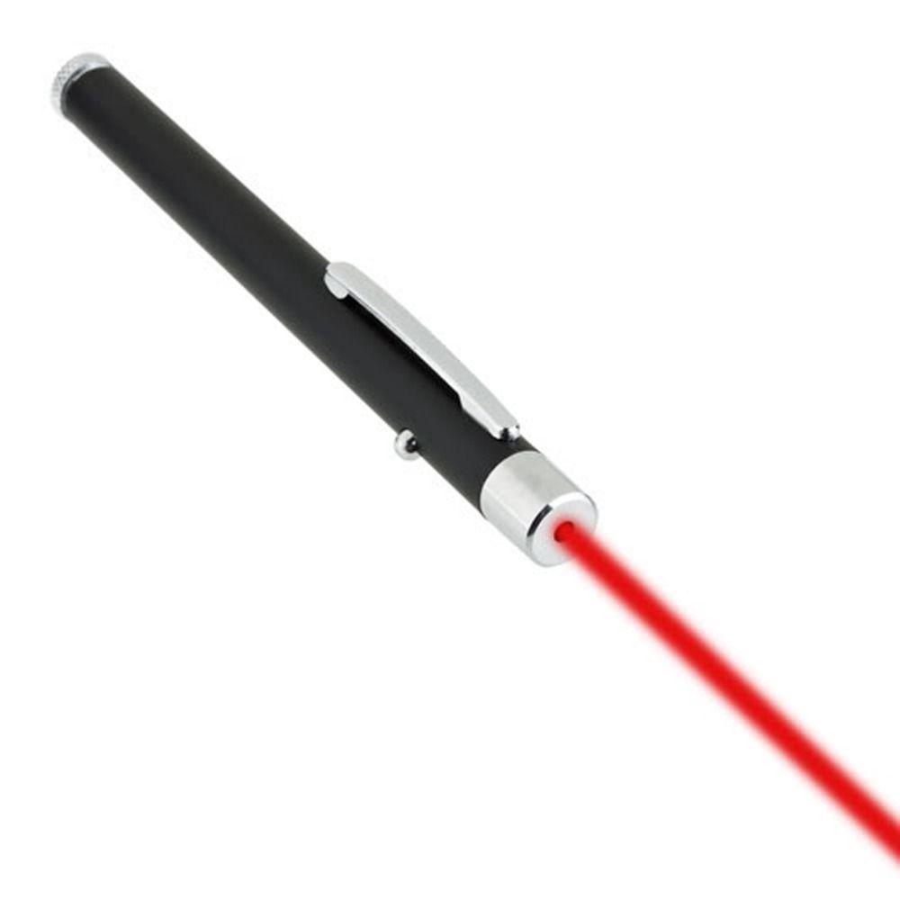 Atacado 1 pc Poderosa 650nm 5 mw Feixe de Laser Vermelho Caneta Ponteiro feixe de Luz, frete grátis