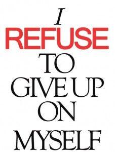 I refuse too! Great stuff