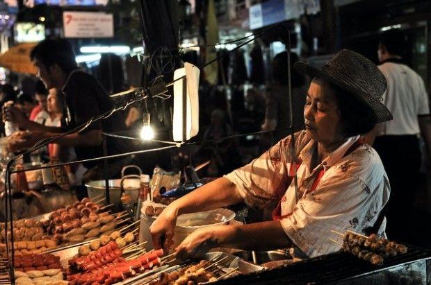 Thailandia: street food a Bangkok
