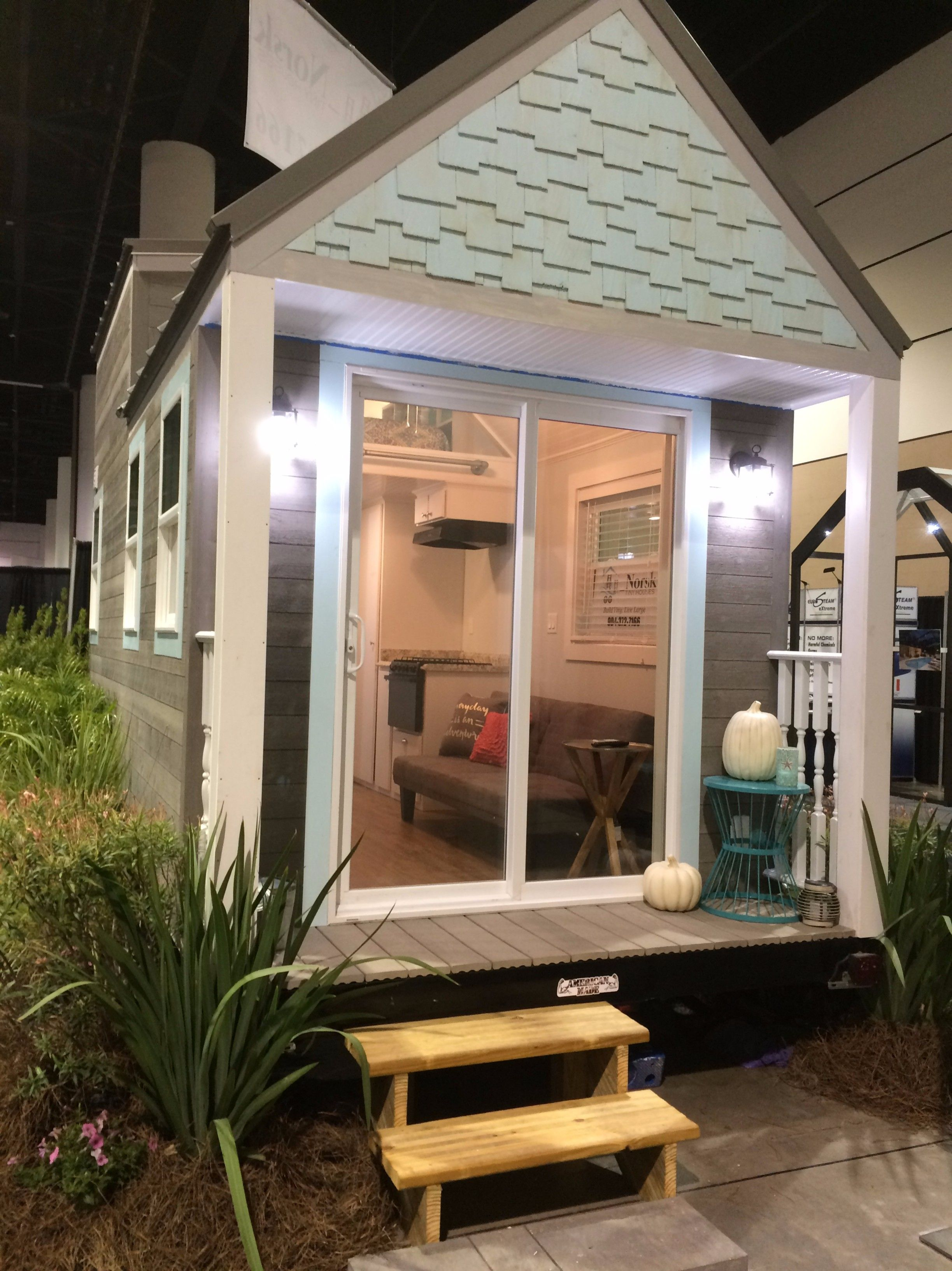 This Is The Beach Cottage Tiny House By Norsk Tiny Houses It S