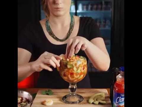 Shrimp Cocktail Recipe | Clamato