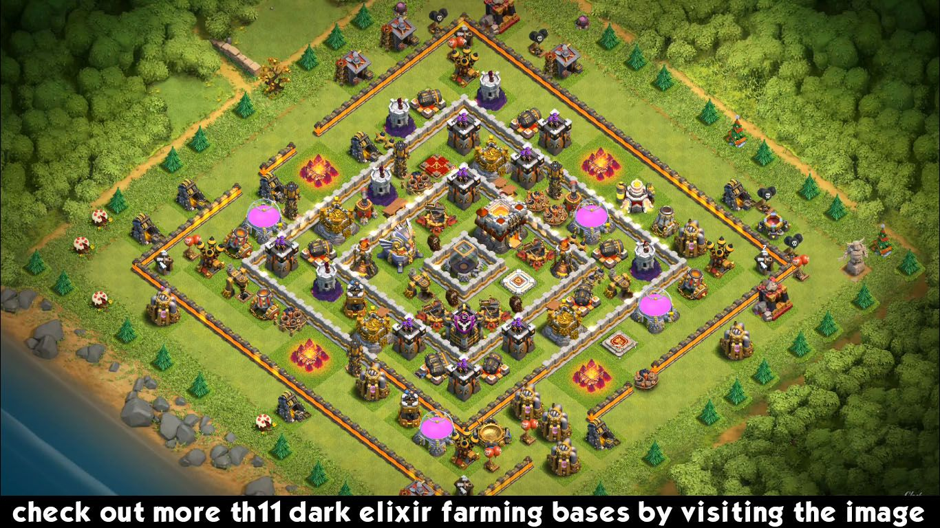 Undefeated Best Th11 Farming Base 2019 10