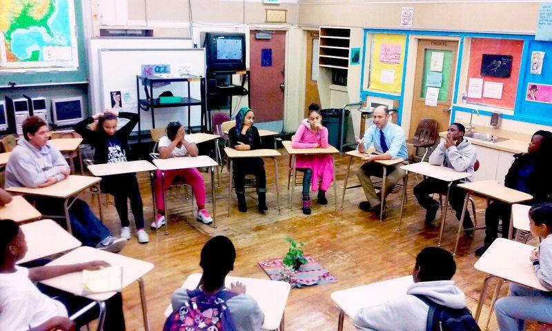 An Alternative To Suspension And Expulsion Circle Up School Discipline School Culture Restorative Justice