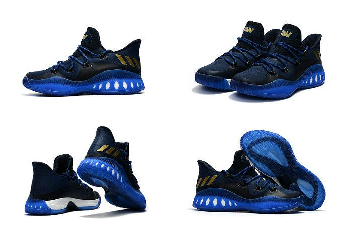newest a1ee1 d5ac6 Free Shipping Only 69 adidas Crazy Explosive Low Andrew Wiggins Collegiate  Navy Matte Gold Blue