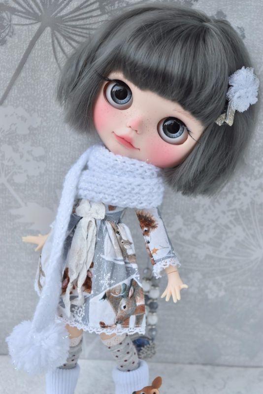 Dolls Ooak Custom Blythe Doll By Pliskytrix. Blythe