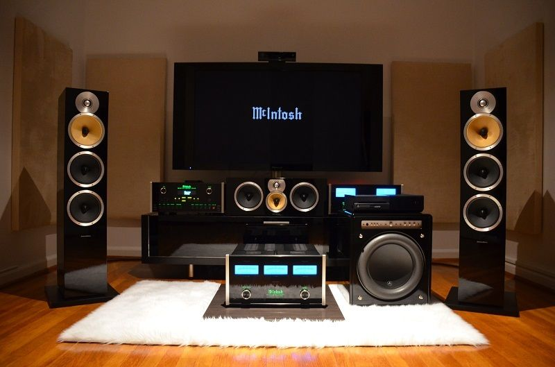 Solaris Home Theater Gallery Ht Setup