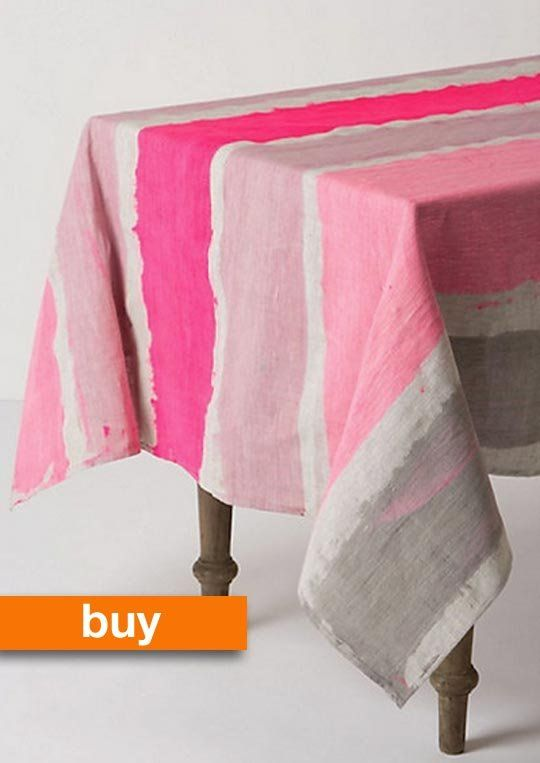 Off the Shelf vs. Do It Yourself: Painterly Tablec