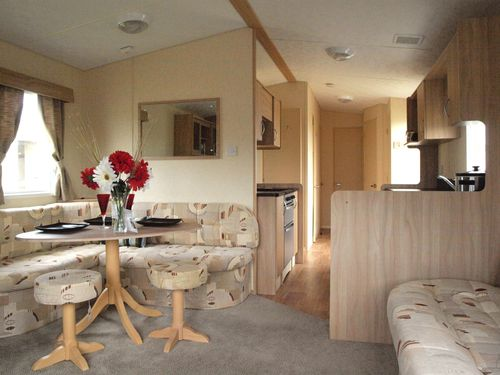 decorate your static caravan to make it a home from home