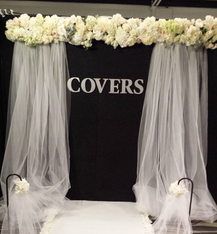 Floral Arch For Weddings And Very Special Occassions Hire As Separate Pieces Or With Stands