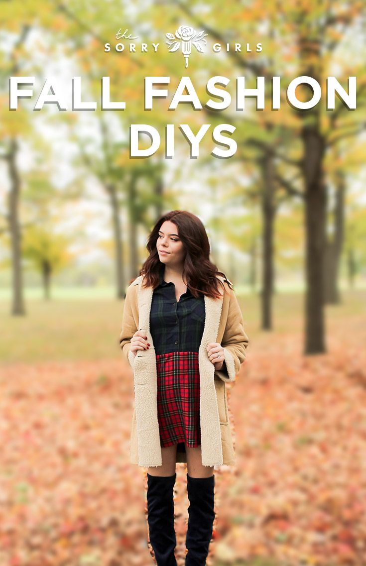 Yellow flannel outfits  Loving this DIY flannel dress Click for more info and follow for