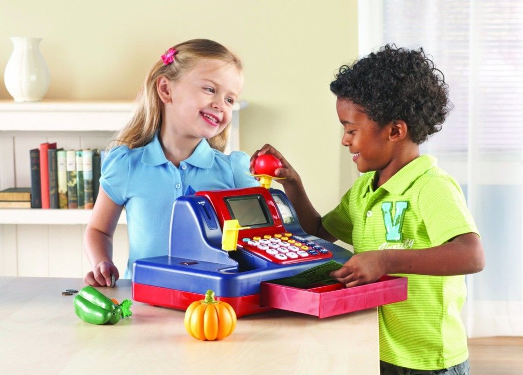 Learning Resources Pretend Cash Register - Best Gifts Top ...