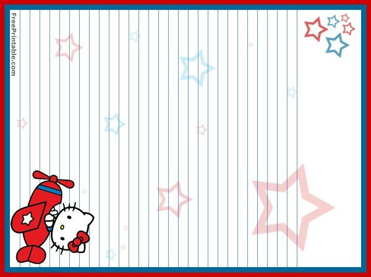 30 best Free Printable Stationary! images on Pinterest Writing - diary paper printable