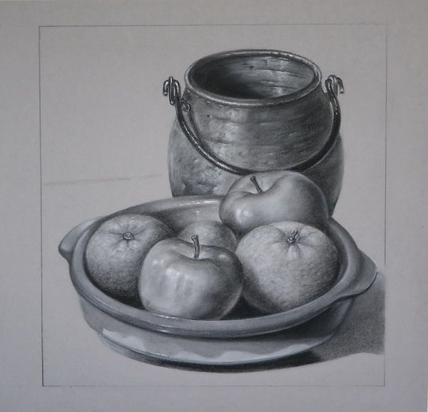 Dibujar Fruteros Buscar Con Google Arte Pencil Drawings