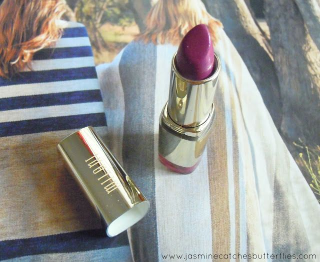 Purple It Up With Milani Uptown Mauve