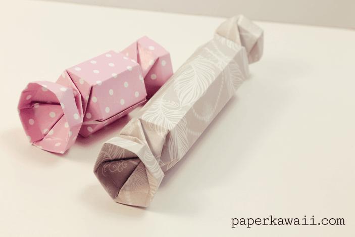 ハート 折り紙 折り紙 キャンディボックス : uk.pinterest.com